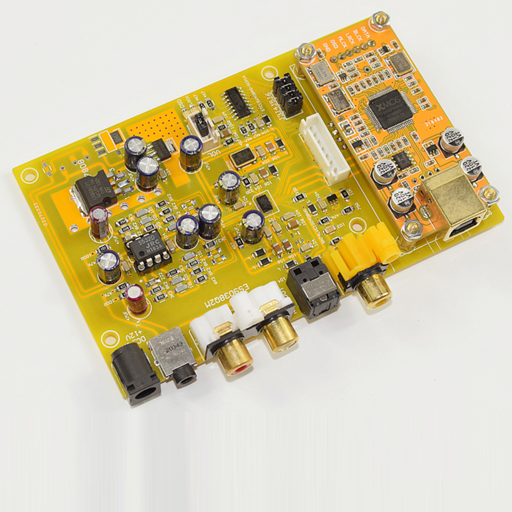 Back To Search Resultsconsumer Electronics Es9038 Q2m I2s Dsd Optical Coaxial Input Decoder Usb Dac Headphone Output Hifi Audio Amplifier Board Module Selling Well All Over The World
