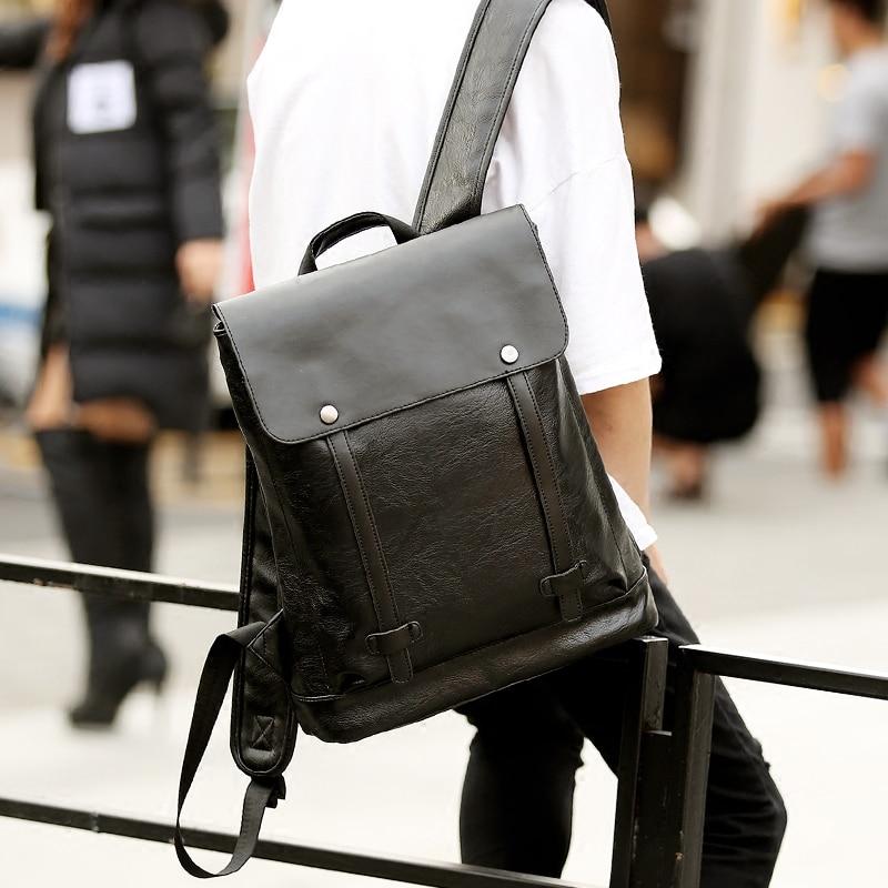 ФОТО Tidog Men's backpack bag Boys High School Bag computer backpack