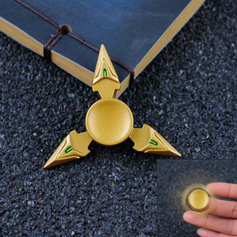 Tri Fidget Hand Spinner EDC Stress ADHD ADD Relief Fidget Toys Kids