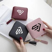 Frdun Tommy Super Wallets Mini 3D Print Bags Junior Women Wallets Kpop Fans  Short Zipper card f2208f2ada1ef
