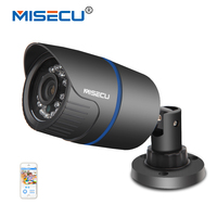 MISECU 2 8mm Wide IP Camera 1080P 960P 720P ONVIF P2P Motion Detection RTSP Email Alert