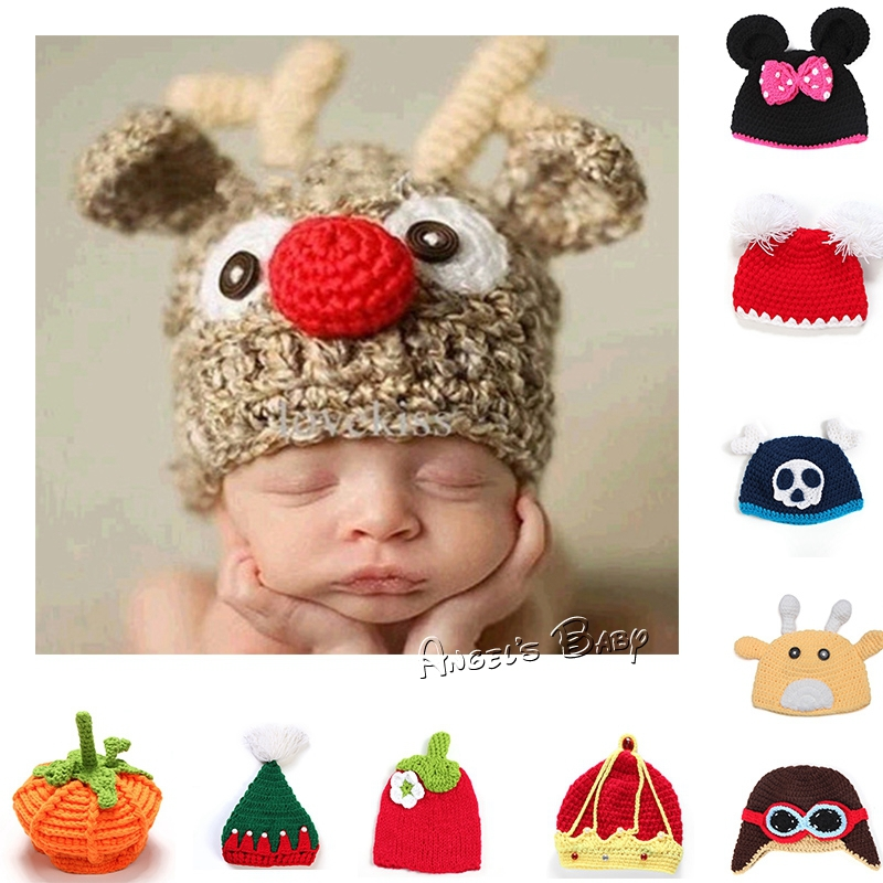 Baby Santa Hats Promotion-Shop for Promotional Baby Santa Hats on ...