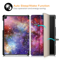 """galaxy tab Slim Case for Samsung Galaxy Tab S5E 10.5 SM-T720/T725 Tablet Folding Stand Cover for Samsung Galaxy Tab S5E 10.5"""" 2019 Released (2)"""