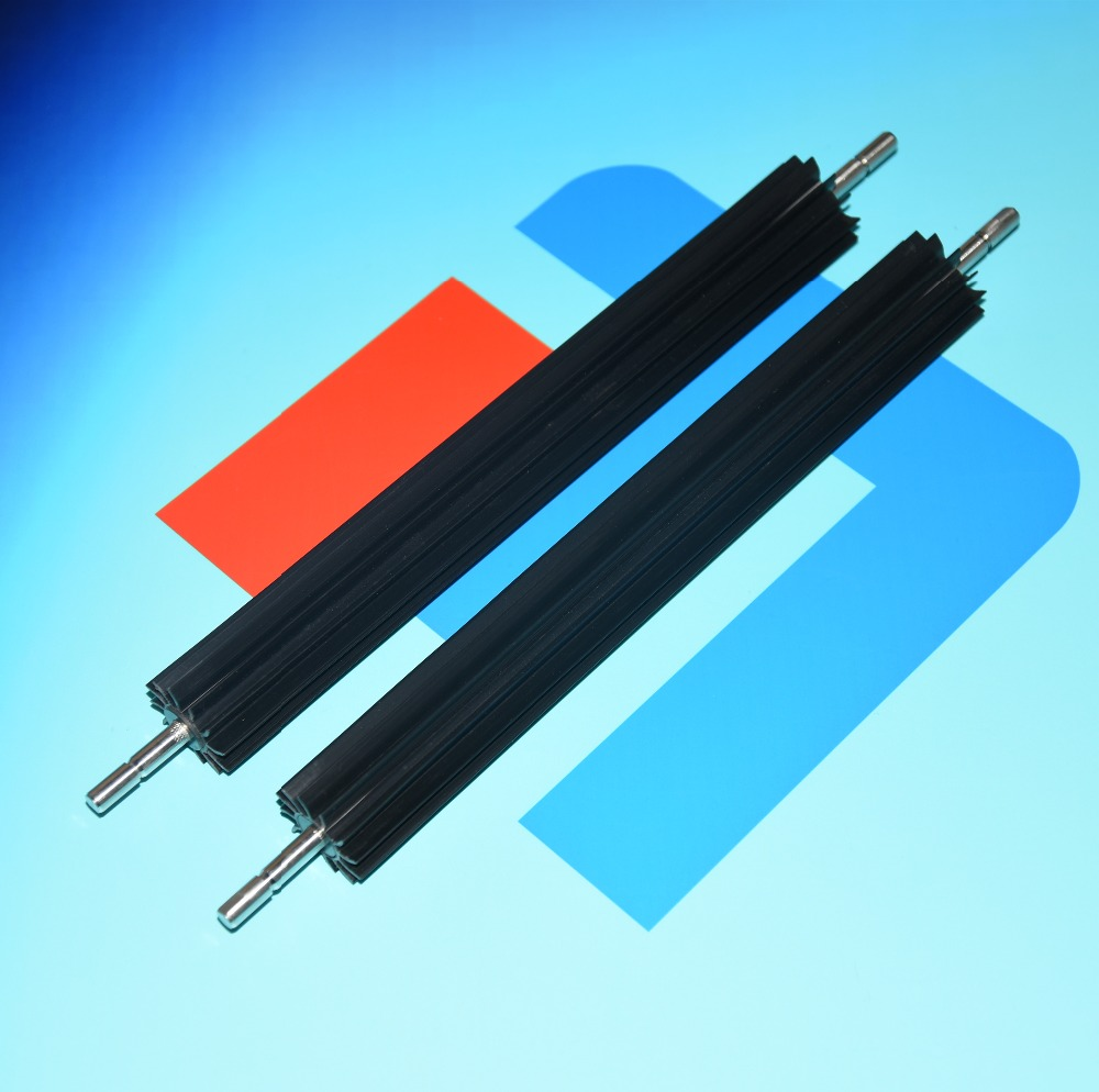 Free Shiping 2* free shipping high quality developer rolller Toner coil toner roller AF 1075 2075 6500 7500 8000 8001 6500