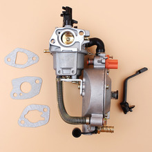 CARBURETOR CONVERSION KIT FOR HONDA GX160 168F EC2500 C/CL /CX SERIES GENERATOR GENSET GASOLINE/LPG/CNG DUAL FUEL