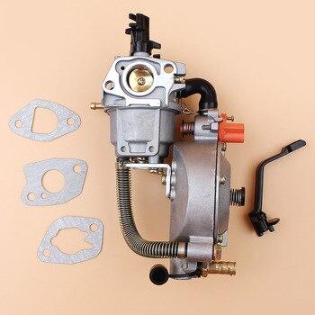 CARBURETOR CONVERSION KIT FOR HONDA GX160 168F EC2500 C/CL /CX SERIES GENERATOR GENSET GASOLINE/LPG/CNG DUAL FUEL carburetor conversion kit for honda gx160 168f ec2500 c cl cx series generator genset gasoline lpg cng dual fuel