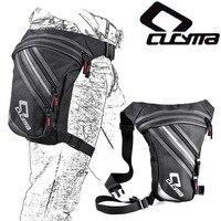 CUCYMA Motorcycle Leg Bag with Cell Phone Bag Moto Motorbike Outdoor Sports Waterproof Waist Bags