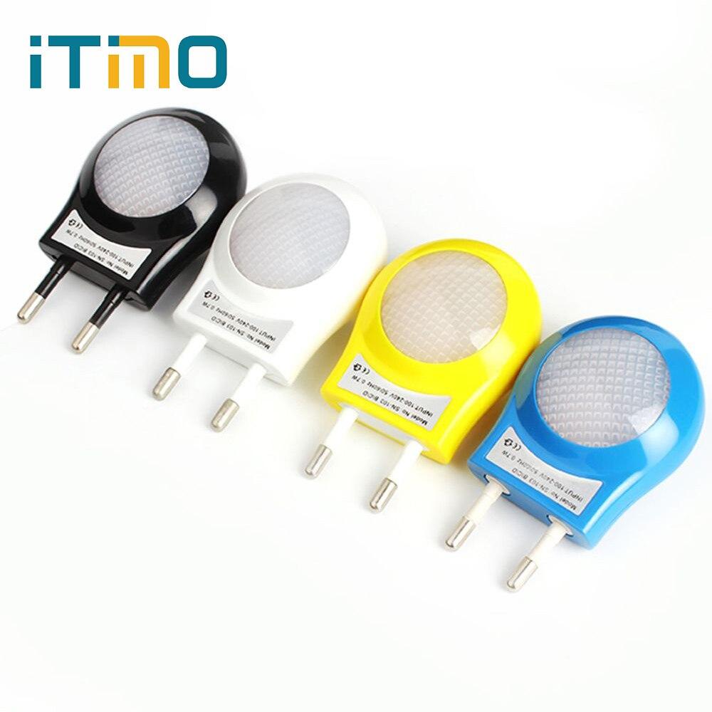 Itimo Led Flash Fill Light For Iphone Ios Android Mini Portable Diy Wiring Lampu Rumah Uni Eropa Plug Malam Anak Hadiah Ac100v 240v 07 W Sensor Smart