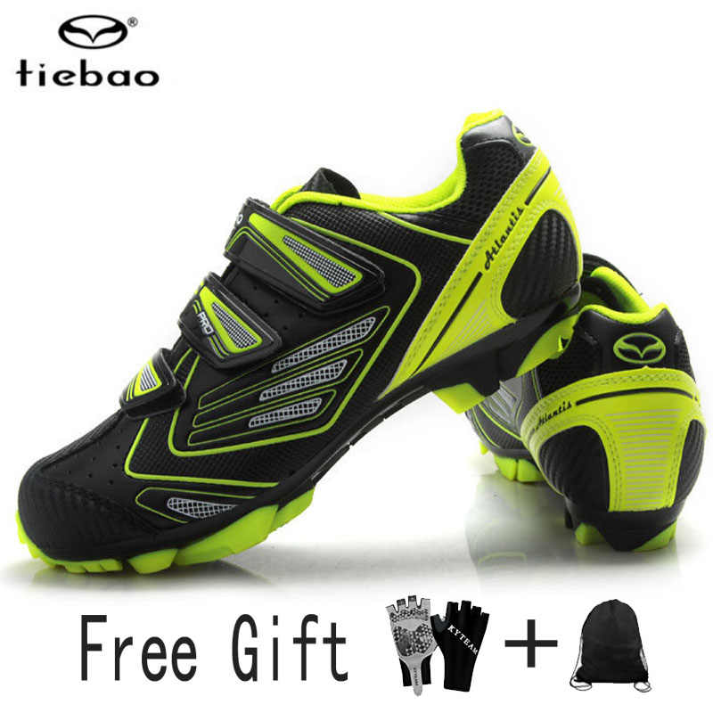 HOT MTB Cycling Shoes Adult child Outdoor Sports Breathable Non-Slip Shoes Professional Mountain Bike Bicycle Self-Locking Shoes