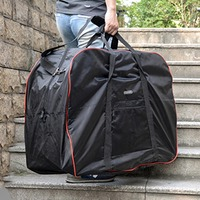 ROSWHEEL MTB Road Bike Transport Storage Bag Cycling 14 20 Folding Bicycle Bike Carrier Carry Bag Travel Bag Pouch