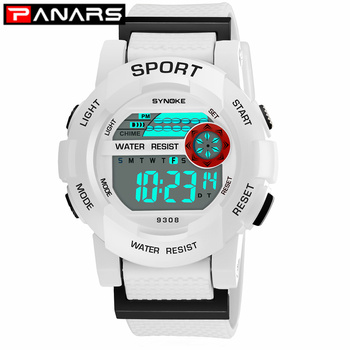 PANARS New Arrival Colorful Children Watches LED Digital Watch 50M Waterproof Kids Sports Watches Alarm Date Watches for Kids sanda new waterproof children watch boys girls led digital sports watches plastic kids alarm date casual watch gift for kid