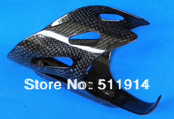 brand new full carbon 3k mtb montain bike road bike TT water bottle cage - (CG-010) bicycle pedal