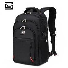 Nylon männer rucksack wasserdichten männer back pack 15,6 zoll laptop mochila hochwertige rucksäcke männlich reise rucksack tasche