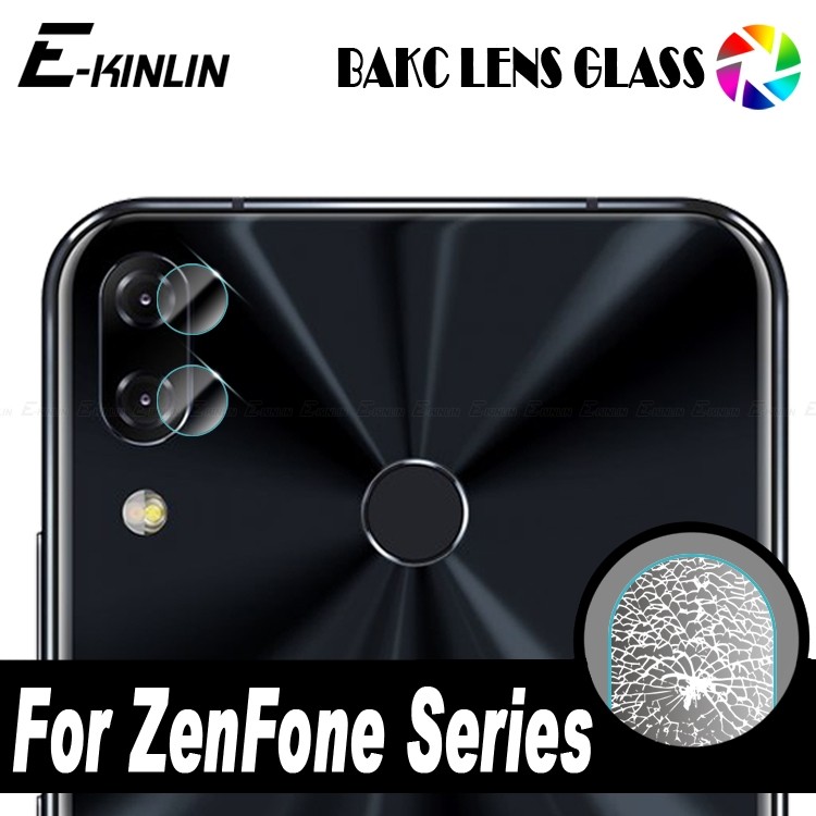 Back Camera Lens Clear Tempered Glass For Asus ZenFone 5Q 5Z 5 Selfie Lite ZC600KL ZS620KL ZE620KL Protector Protective Film ...