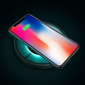 Image 4 - 10W Qi Wireless Charger NILLKIN สำหรับ iPhone X/XS/XR/8/8 PLUS สำหรับ Samsung Note 10/S10 Qi Wireless Charger แบบพกพาสำหรับ Mi 9