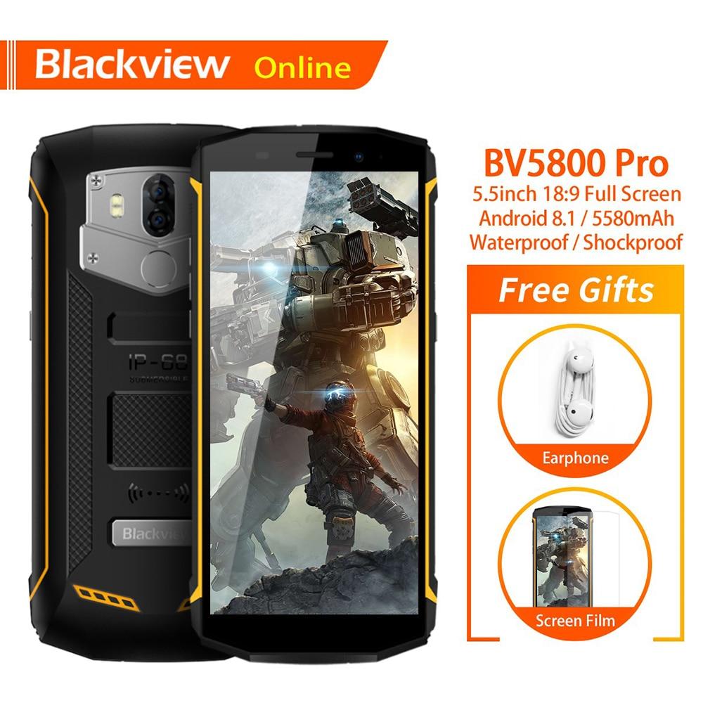 Blackview BV5800 Pro 5.5