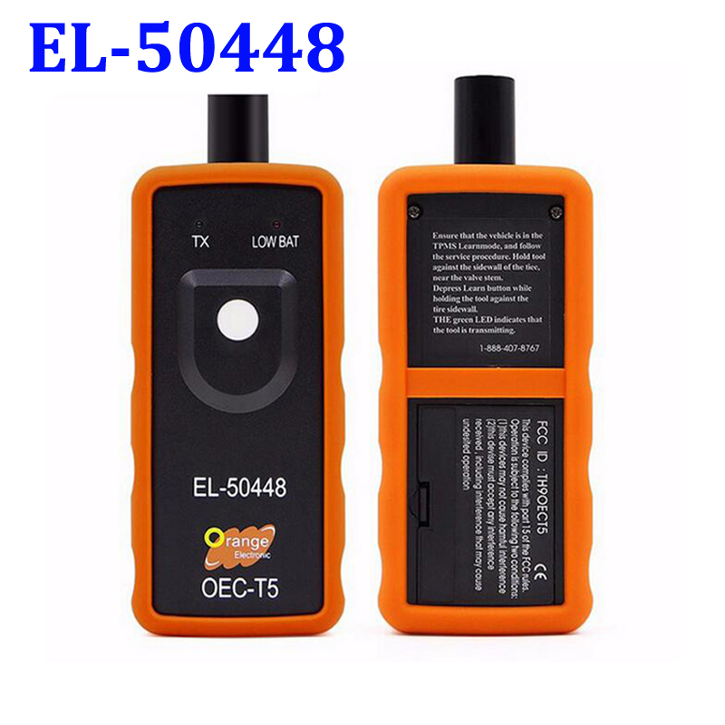 EL-50448 Auto Tire Pressure Monitor Sensor TPMS Activation Tool EL 50448 OEC-T5 for g.m vehicle el-50448 Monitor Sensor EL50448