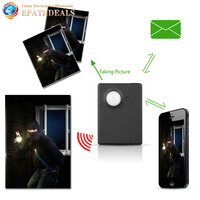 Wireless Mini 1 3M Infrared Camera Video Security GSM Autodial Home Office GPS PIR MMS Alarm