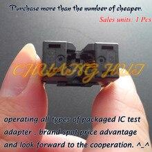 IC TEST MSOP8 test socket 626-1082211 ic Pitch=0.65mm