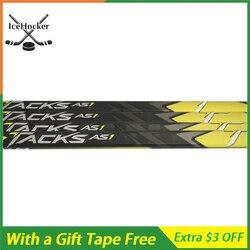 Nieuwste Model Ijshockey Stick AS1 Tack met een Gratis Tape met Grip SR Carbon Fiber Stokken lichtgewicht P29 Flex 75/85/95