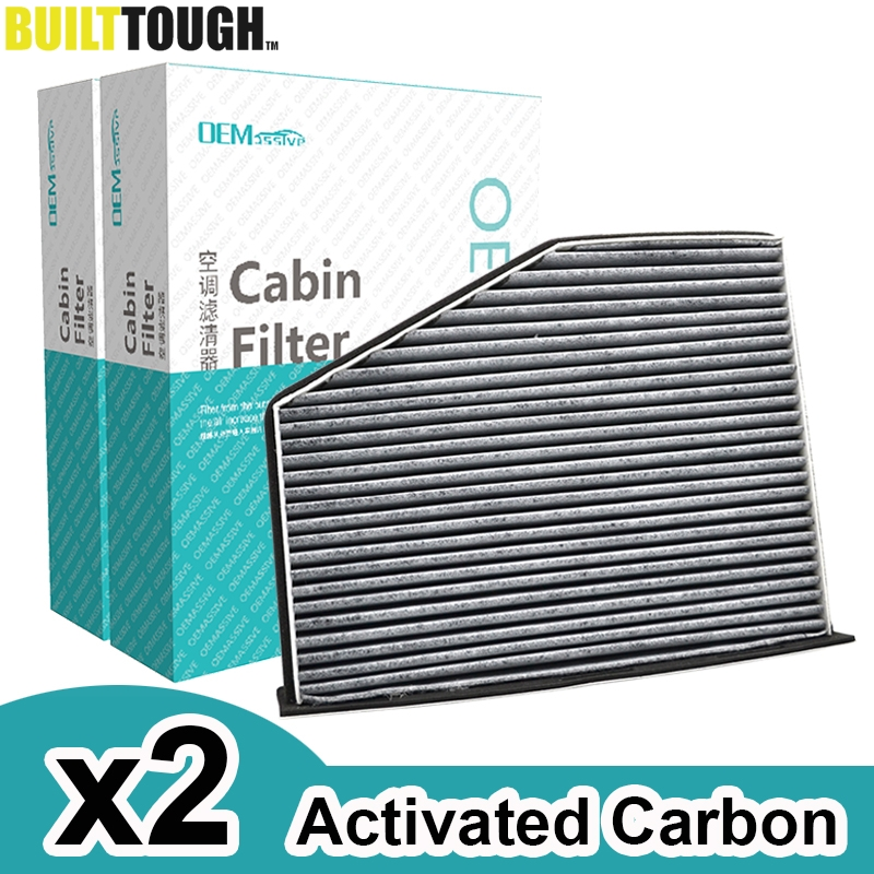 Mann Activated Carbon Cabin Pollen Filter VW Skoda Seat Audi TT Roadster A3