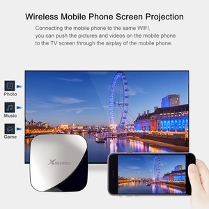 Image 2 - X88 פרו אנדרואיד 9.0 טלוויזיה תיבת Rockchip RK3318 4GB 64GB 2.4G 5GHz Dual Wifi USB3.0 4K 60fps ממיר Google Play YouTube