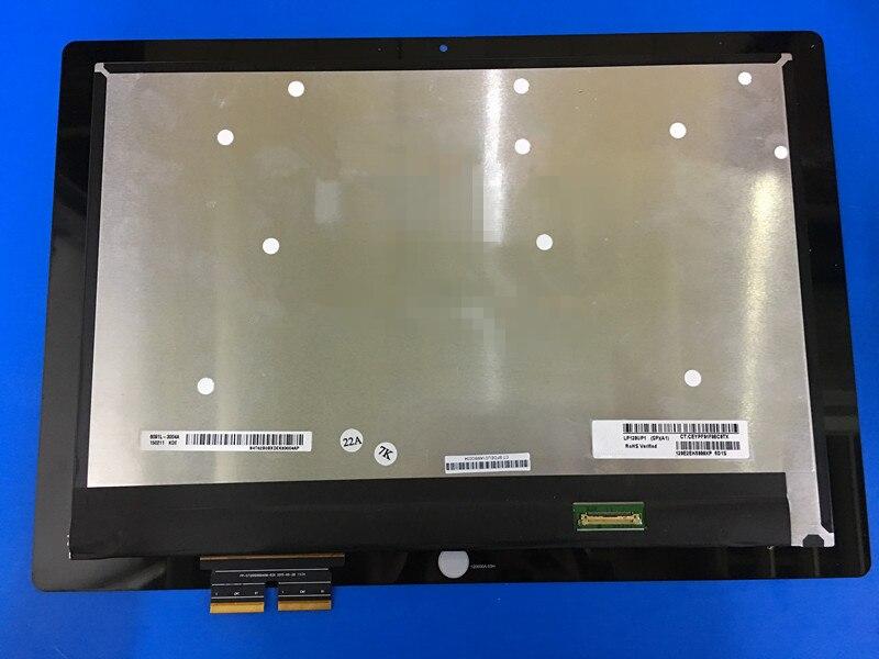 1920X1080 de 12 polegadas ЖК-дисплей Сенсорный экран Assembl IA Para FOR hp сильнее X2 DESANEXA O 12-A012TU C (p7G25PA) тела Toucch