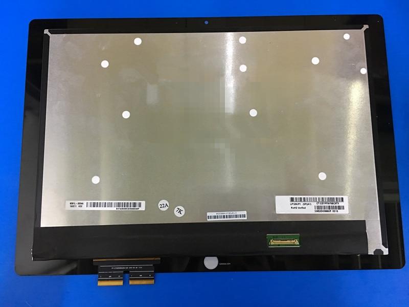 1920X1080 de 12 polegadas LCD Touch Screen Assembl IA Para FOR HP SPECTRE X2 DESANEXA O  ...