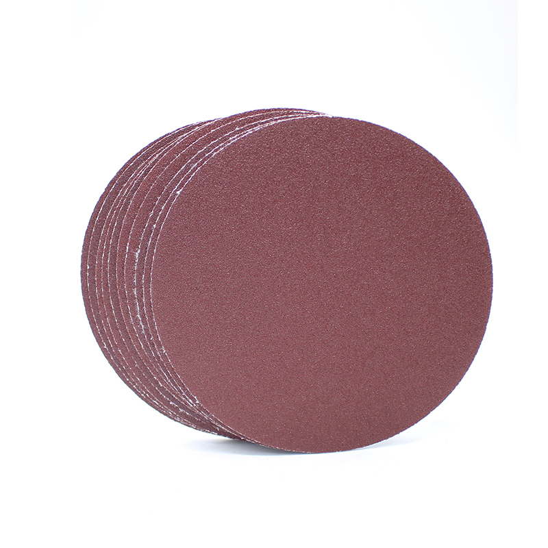 10pcs 5inches Round Sandpaper Disck Polishing Sheet