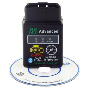 Image 4 - 자동차 결함 스캐너 컴퓨터 진단 검사 도구 프로 OBD2 고급 ELM327 V2.1 블루투스 자동차 스캐너 진단 검사 도구