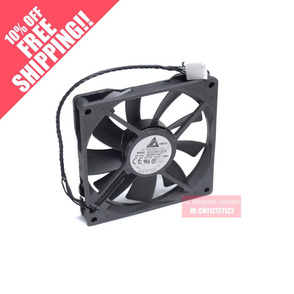 Pour ventilateur de refroidissement HP Z800 Z600 CPU 463991-001 9015 12 V 0.45A Slim