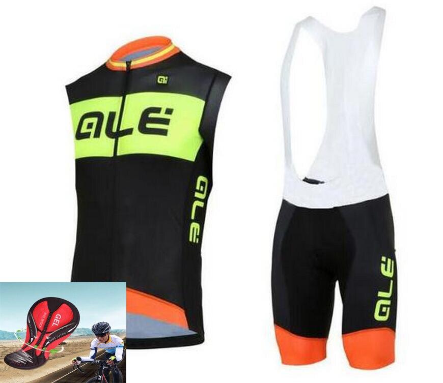 Prix pour Ale Vélo Sans Manches en Jersey Vélo racing Vêtements d'été vtt vélo maillot ropa ciclismo à séchage rapide hommes vêtements de cyclisme 004