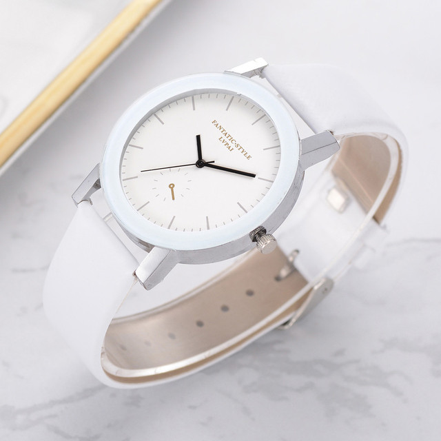 Minimalist Casual Bussiness Quartz Watches for Women