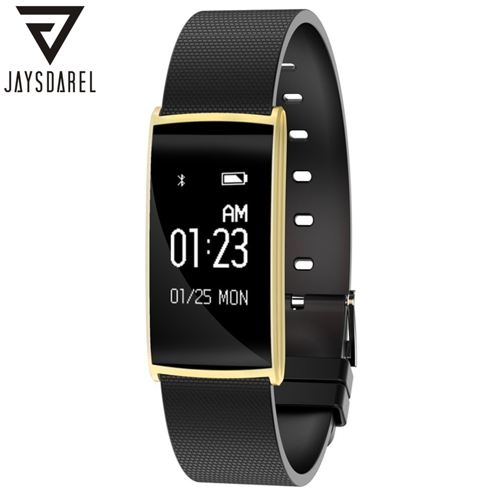 JAYSDAREL N108 Heart Rate Blood Pressure Oxygen Monitor Smart Watch Waterproof IP67 Smart Wristwatch Bracelet for Android iOS jaysdarel heart rate blood pressure monitor smart watch no 1 gs8 sim card sms call bluetooth smart wristwatch for android ios