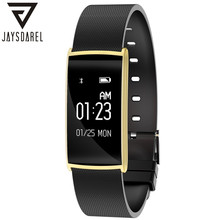 JAYSDAREL N108 Heart Rate Blood Pressure Oxygen Monitor Smart Watch Waterproof IP67 Smart Wristwatch Bracelet for Android iOS(China)