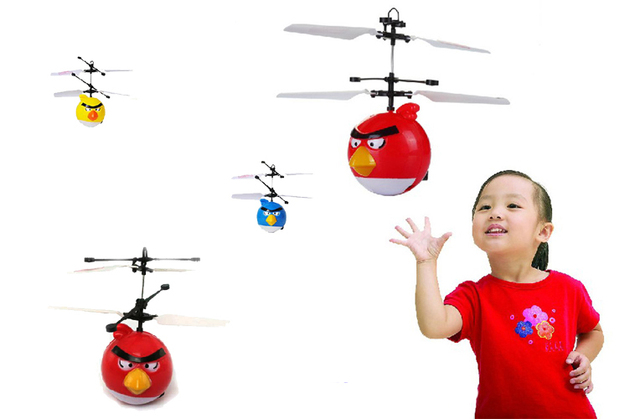 RC Helicopter Kids Boy toys Helicoptero Birds toys flying Saucer Induction Mini flyer Baby Remote Control toys brinquedos hobbit