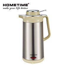 Домашний бытовой электрический чайник с защитой от сушки и сжигания, автоматическое отключение и изоляция, электрический чайник с изоляцией