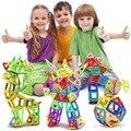 102 pcs Mini Designer Models & Construção de Blocos de Brinquedo Magnético de Construção Magnético Brinquedos Educativos Para Presente de Natal Das Crianças