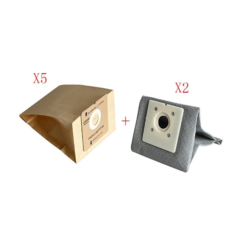 Vorwerk VK135 VK136 Synthetic Vacuum Cleaner Hoover Dust Bags x5 Pack