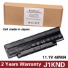 Japanese Cell KingSener J1KND Battery for DELL Inspiron 13R 14R 15R 17R N4010 N3010 N5010 N5030 N7010 N7110 J4XDH 11.1V 48WH