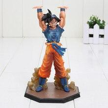 6.8″ Figuarts zero Dragon Ball Z Son Goku Genki dama Spirit Bomb PVC Action Figure Collection Toy