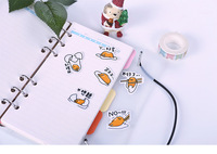 каваи мультфильм Sailor Moon бумага наклейки поделки gudetama дневник наклейки альбом скрапбукинг наклейки для свадеб КПП отменяет