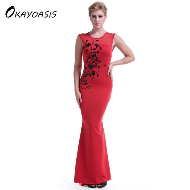 Okayoasis Free Shipping Sexy Fashion Slim Mermaid Ladies Retro