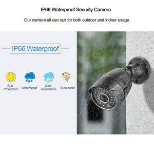 Image 5 - Techage 8CH 1080P Cctv Systeem Ahd Dvr Kit 2MP Ir Outdoor Waterdichte Camera Home Security P2P Video Surveillance Set 2 Tb Hdd