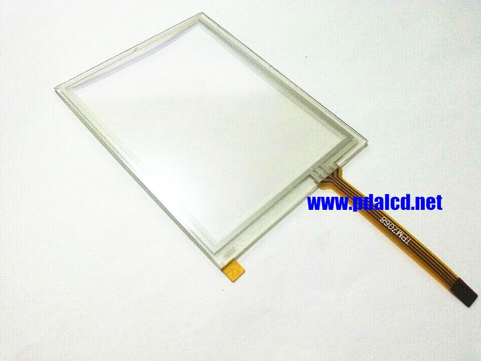 New 3.8''inch TouchScreen for Trimble TSC2 ,AMT98636 AMT 98636 Touch Screen Digitizer Sensors Front Lens Glass Replacement new touch screen touch panel digitizer for trimble tsc2 amt98636 amt 98636 touch panel glass free shipping