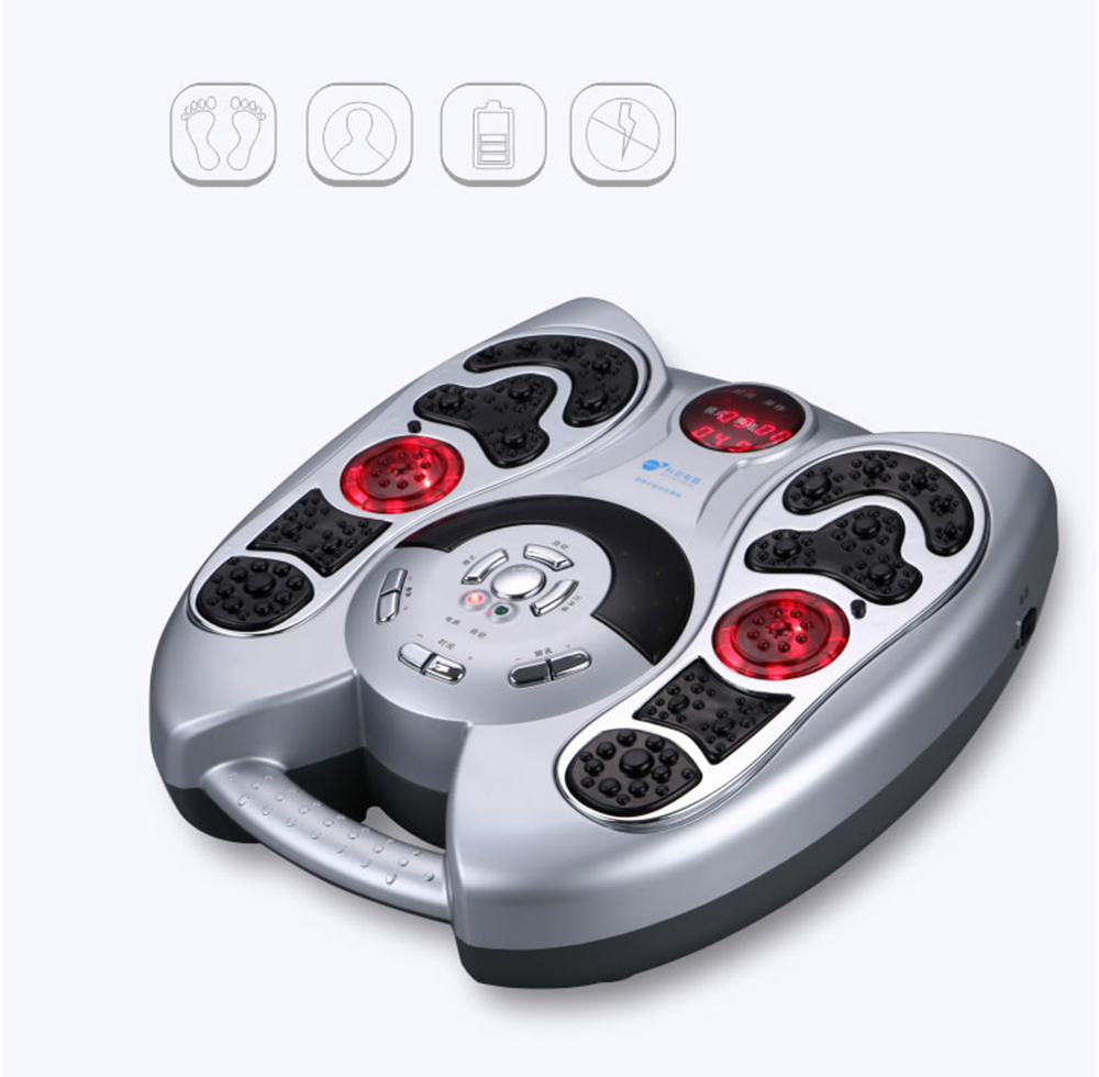 Foot machine medialbranch sole foot massage device blood circulation machine Home function Foot massage health care
