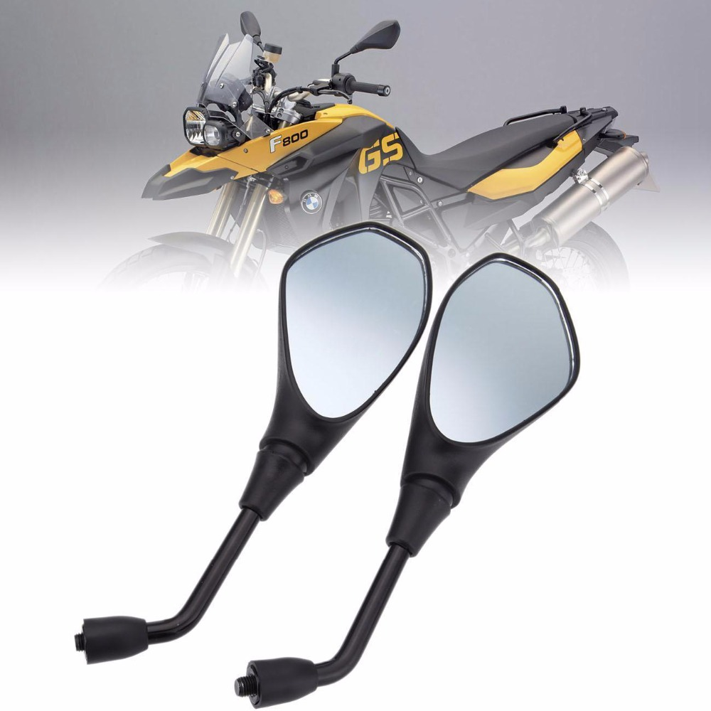 цены Motorcycle Rear View Mirror Rearview Mirrors For BMW F800 GS F800R 2008 - 2011 F650 Aprilia SL750 2006 - 2010 F650GS