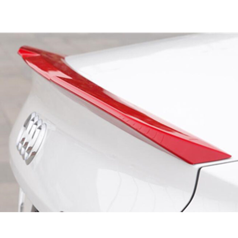 For Audi A4 A4L Spoiler Belgian style High Quality Carbon Fiber Car Rear Wing Spoiler For Audi B8 B8.5 Spoiler 2011 2015
