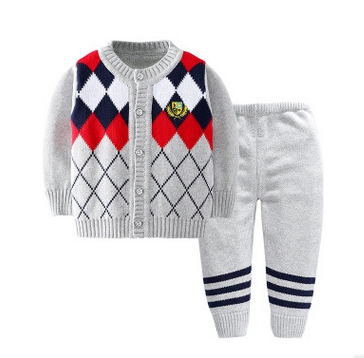 2016-Girl-Boy-Knitting-Winter-Sweater-Kid-Knit-Jacket-Long-Sleeve-Baby-Clothes-2-pieces-Top-Pants-2