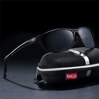 57b26ef37ed7de BARCUR Aluminum Polarized Sunglasses For Men Eyewear Accessories Men Blue  Mirror Sun Glasses Luxury Goggle